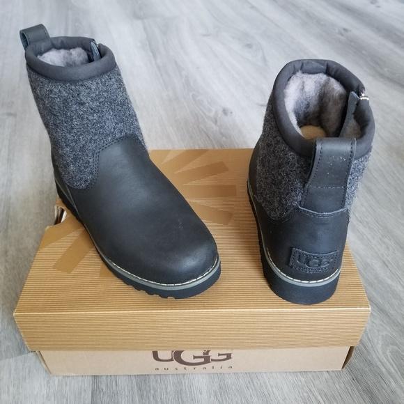 6ab419cb2 UGG Shoes | Kids Bayson Waterproof Boots | Poshmark